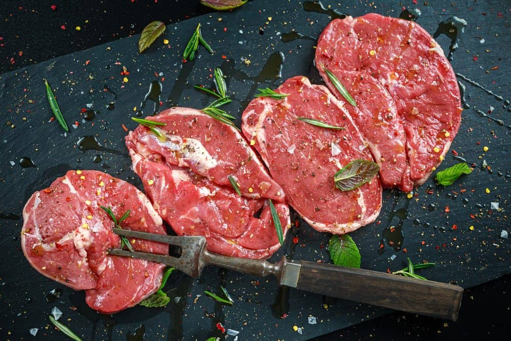 how to cook lamb steaks