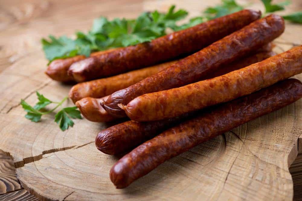 howto smoke sausage