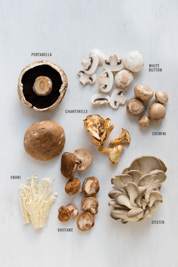 how long are mushroom good for a quick recap